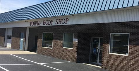 Towne Body Shop