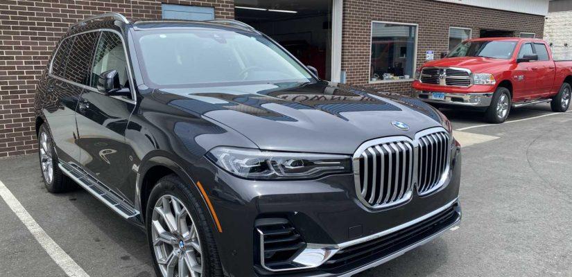 2020 BMW X7 Repair