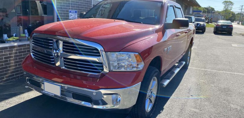 2018 Dodge Ram Installation