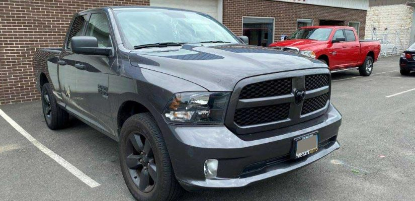 2018 Dodge RAM right side repair