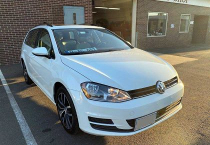2016 VW Golf Wagon Body Repair